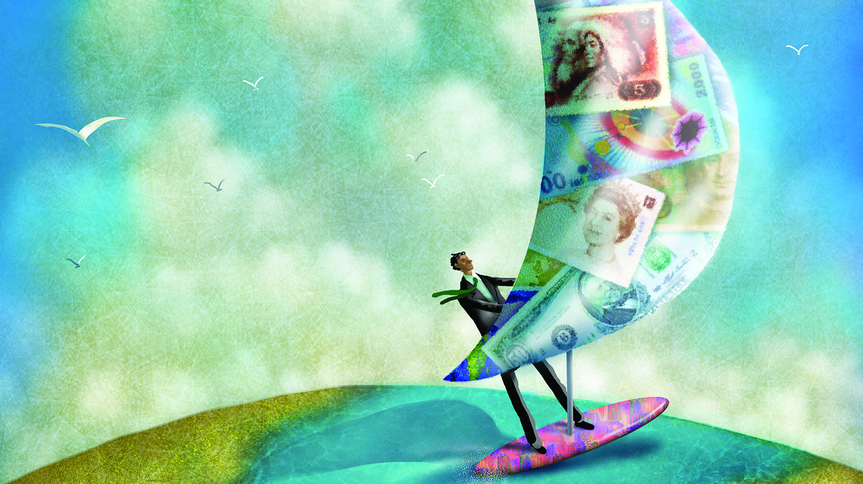 global wealth 2014 riding a wave of growth