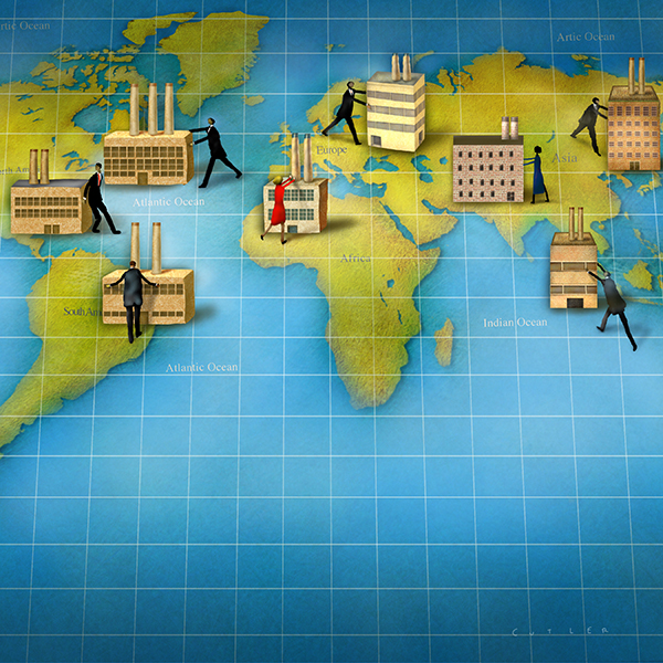 The Shifting Economics of Global Manufacturing