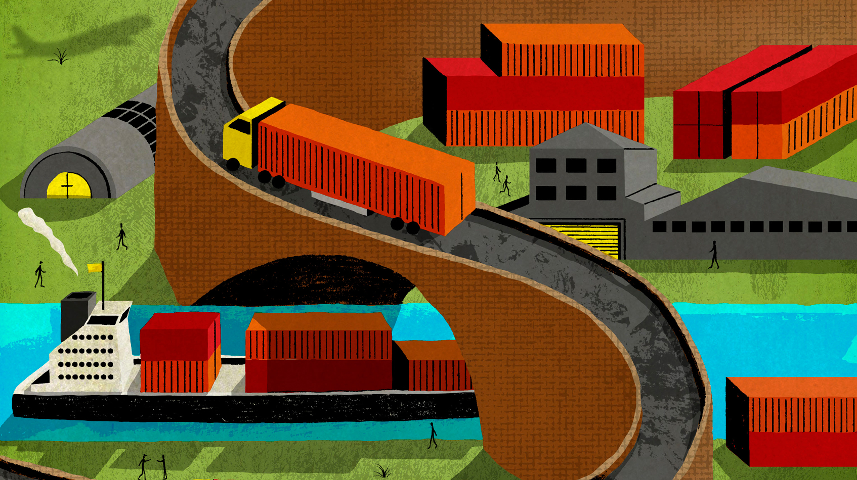 Transportation and Logistics in a Changing World: The Journey Back to Profitable Growth