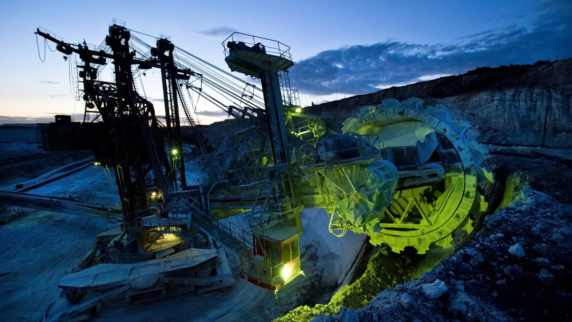 The New Technology Frontier in Mining