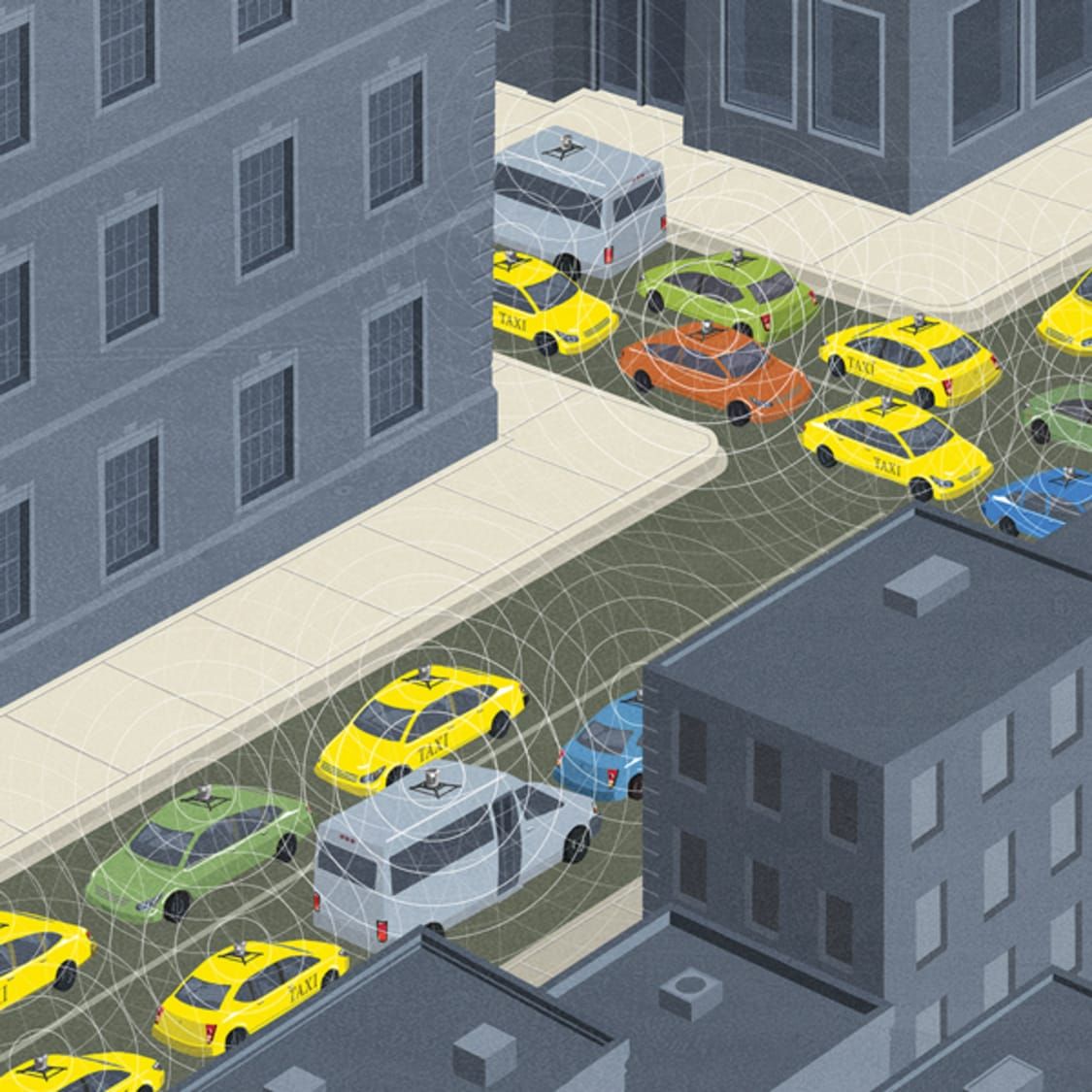 Self-Driving Vehicles, Robo-Taxis, and the Urban Mobility Revolution