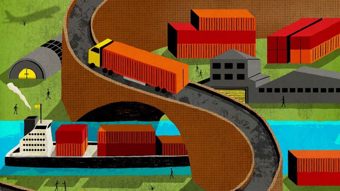 Transportation and Logistics in a Changing World: The