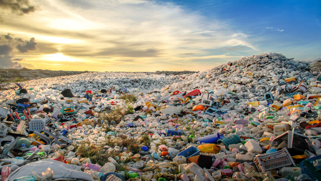 A Circular Solution to Plastic Waste